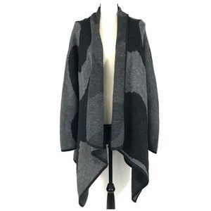 Bryn Walker Alpaca Wool Draped Cardigan Sweater